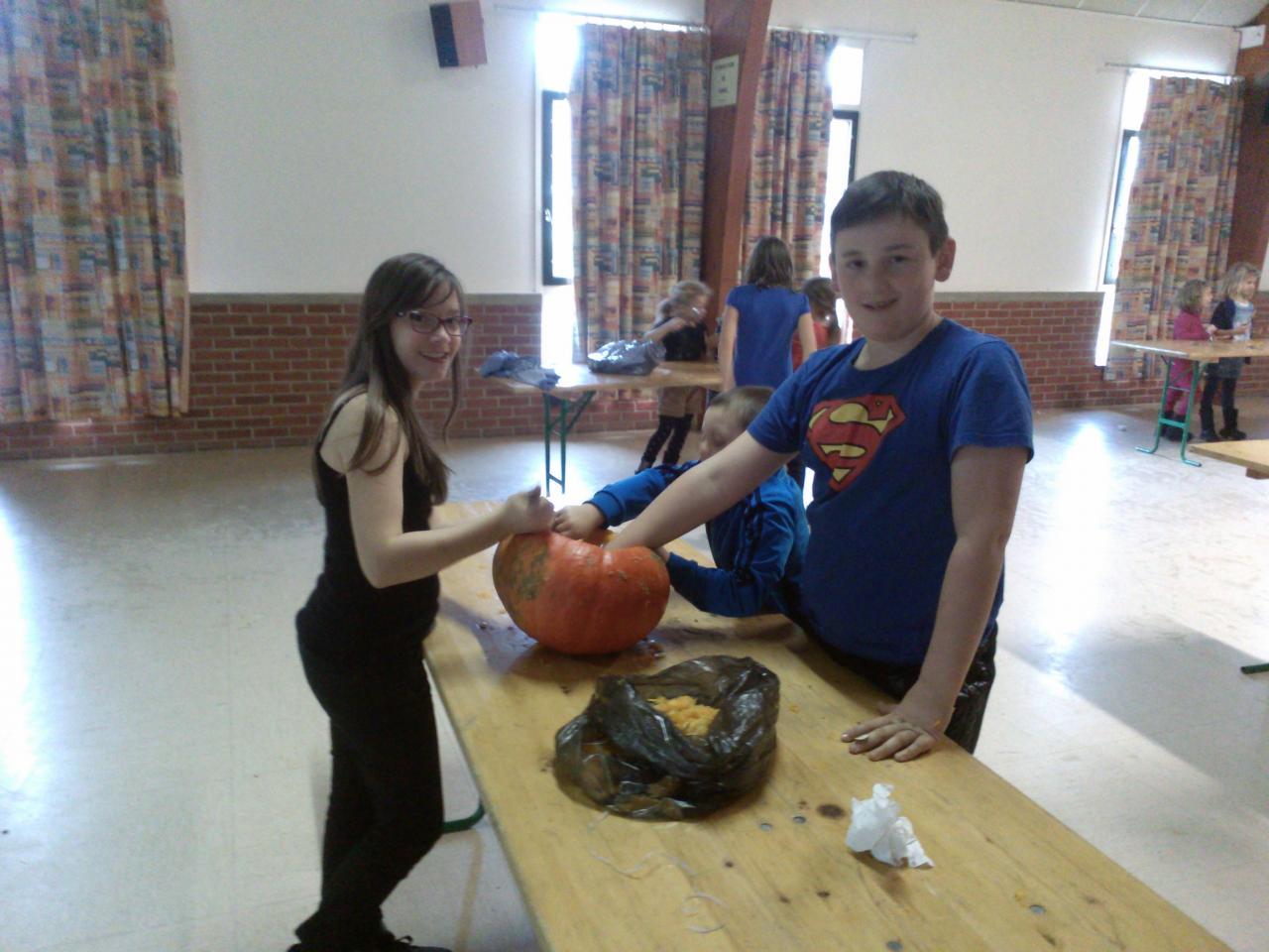 Centre de Loisirs octobre 2014