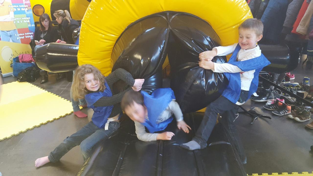 Jeux gonflables (8)