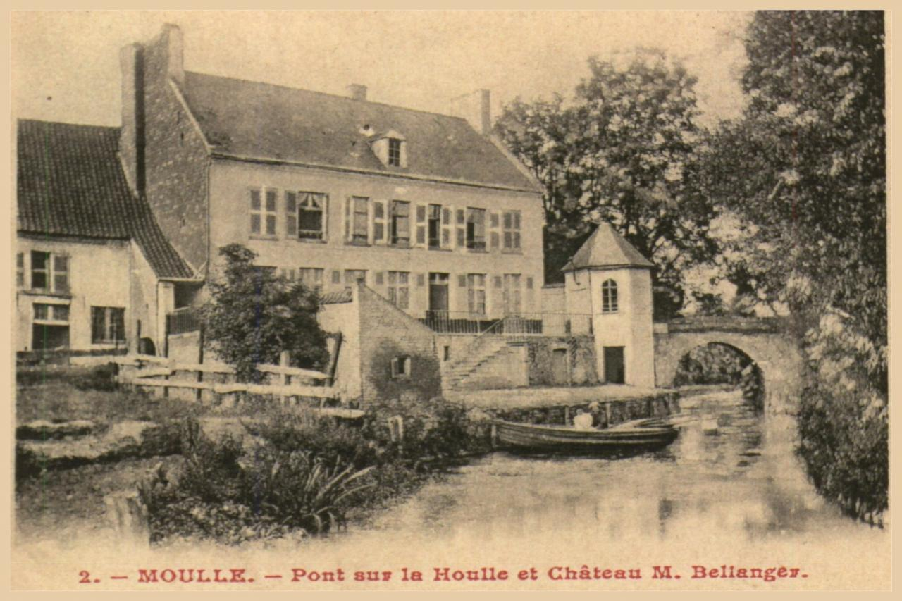 MOULLE Chateau Bellanger