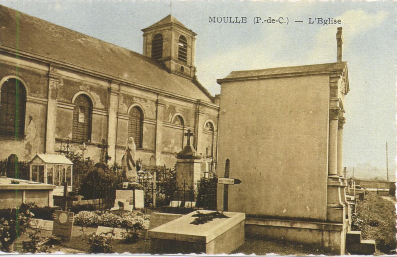 MOULLE CIMETIÈRE ABBÉ BELLANGER