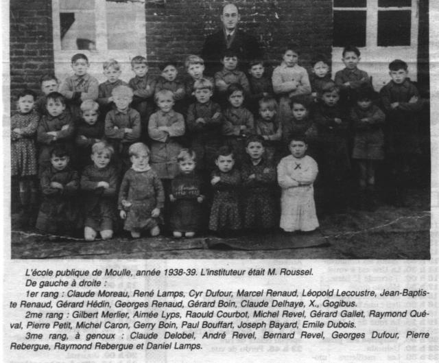 MOULLE ECOLE 1938_1939