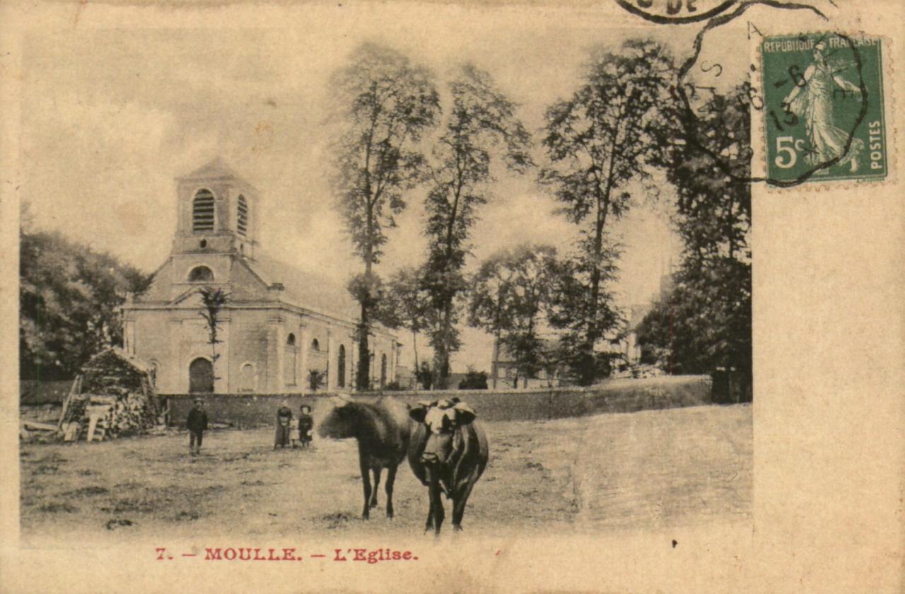 MOULLE L' ÉGLISE 1