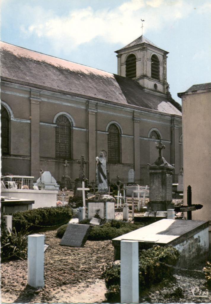 MOULLE LA TOMBE DE L' ABBÉ BELLANGER 2