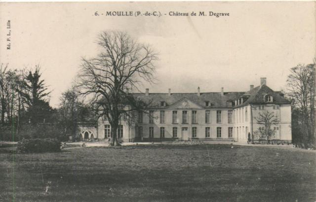 MOULLE LE CHÂTEAU DEGRAVE 1