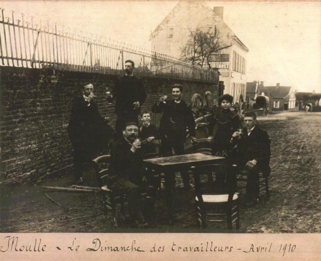 MOULLE LE HAUT MONT 1910