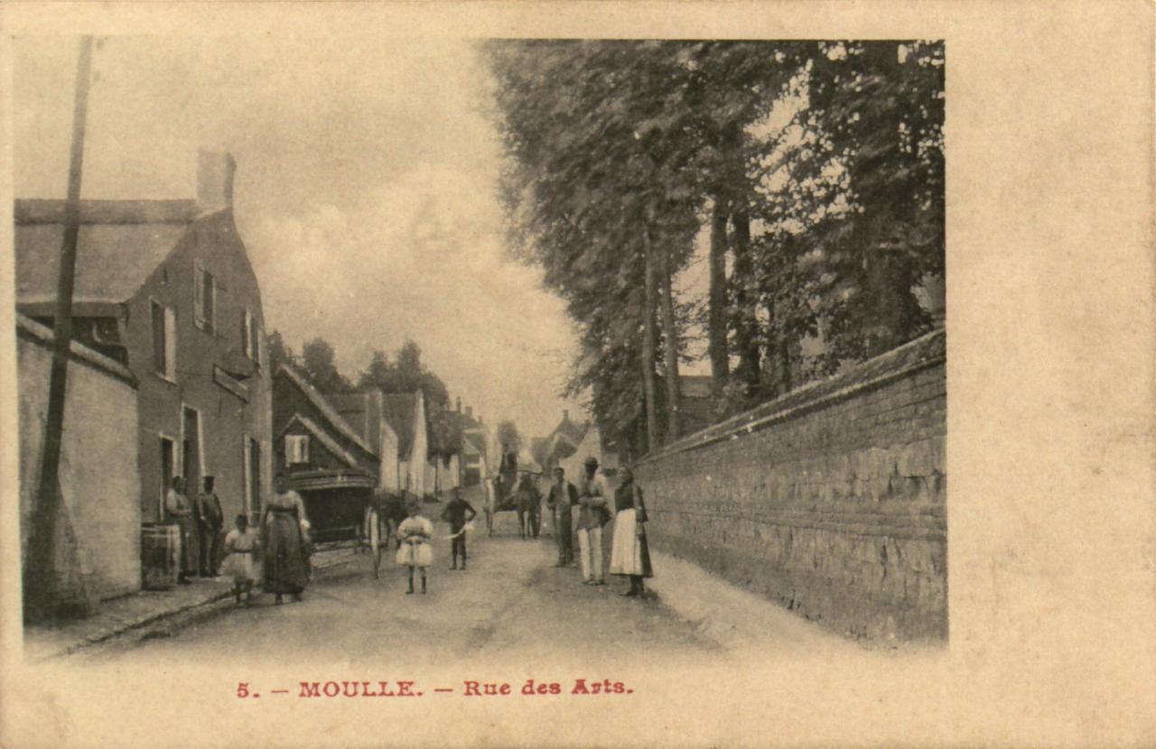 MOULLE RUE DES ARTS 1