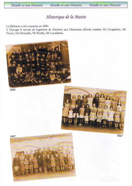 Historique mairie 1