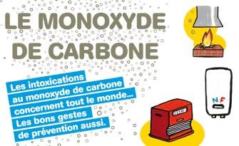 Attention au monoxyde de carbone for Ou placer detecteur de monoxyde de carbone