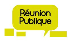 Reunion publique participation citoyenne
